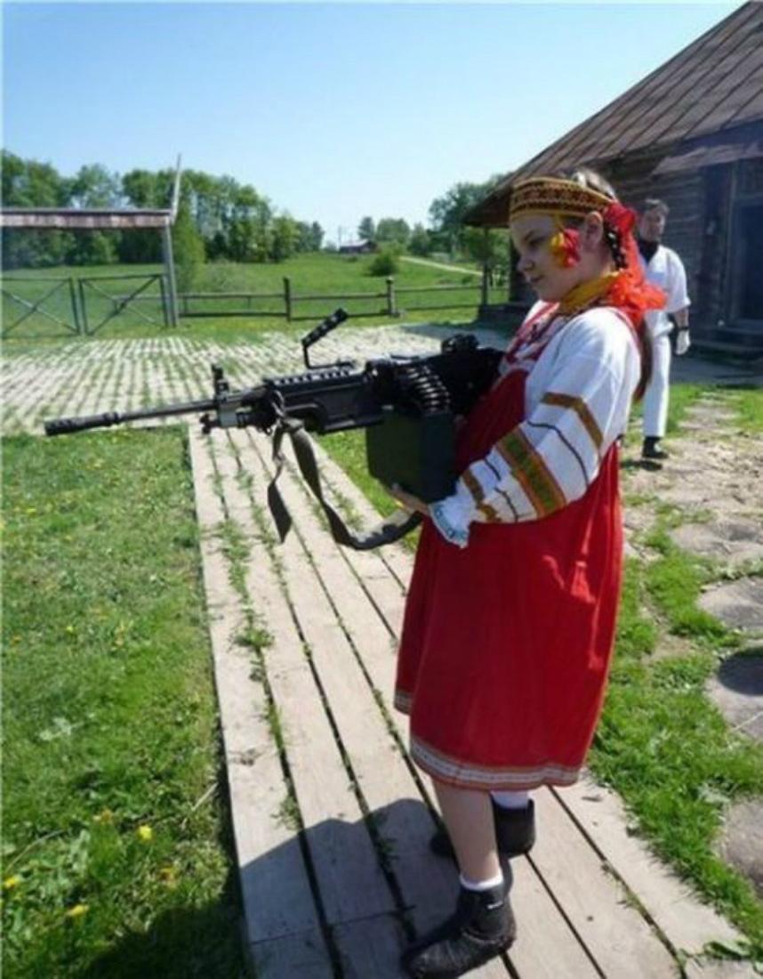 native gunner