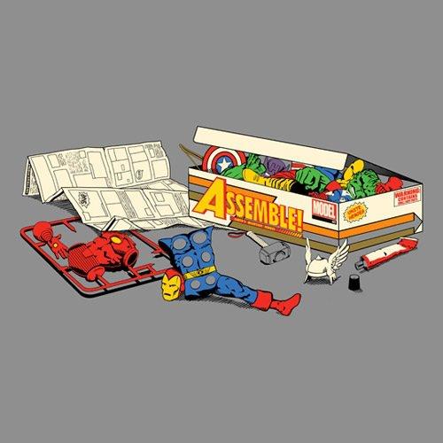 Avenger Avengers Assemble