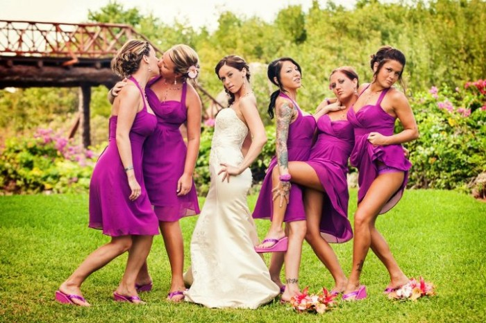 cMfZD 700x466 crazy bridesmaids weddings Sexy Humor