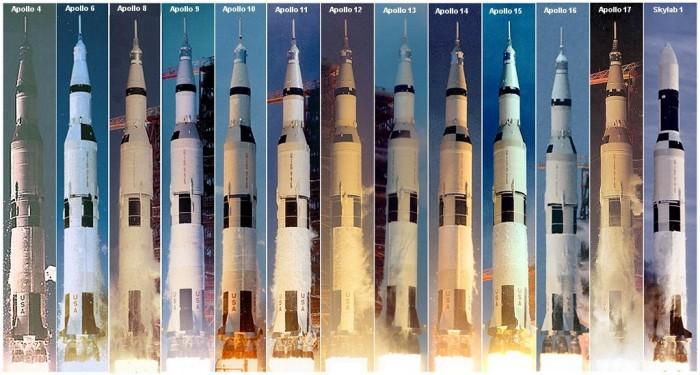 Saturn Vs