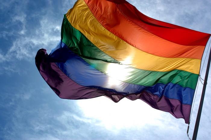 Rainbow_flag_and_blue_skies.jpg (2 MB)
