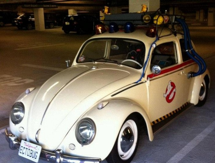 Herbie Ghost Buster