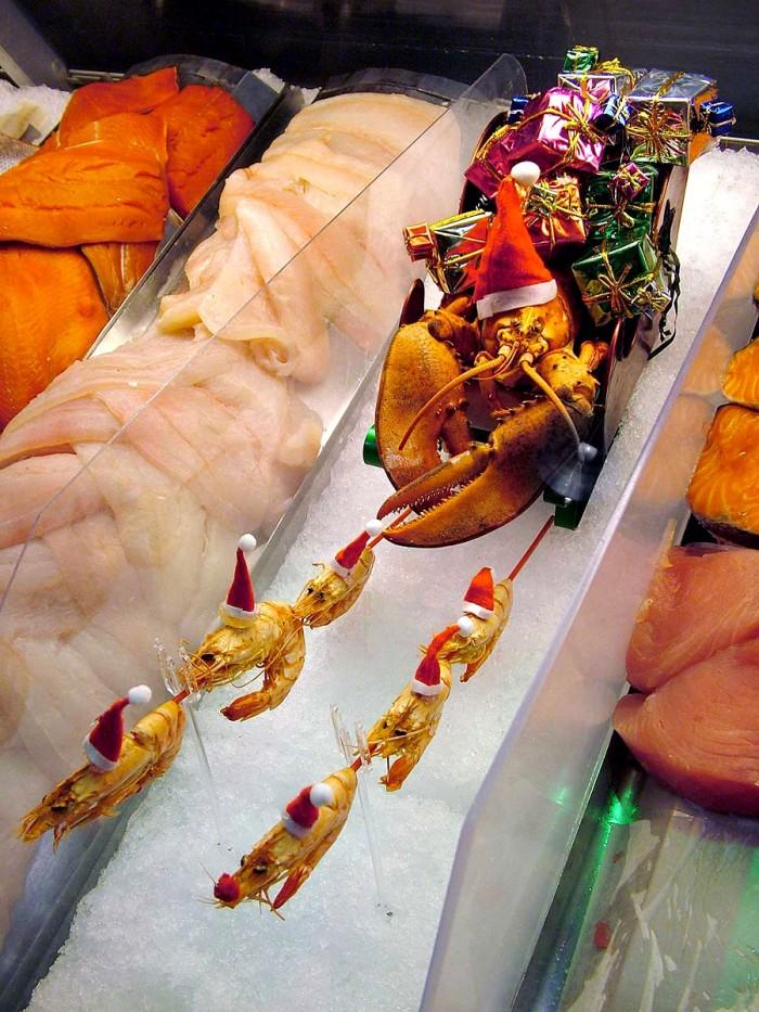 shrimp xmas 700x933 Shrimp Reindeer