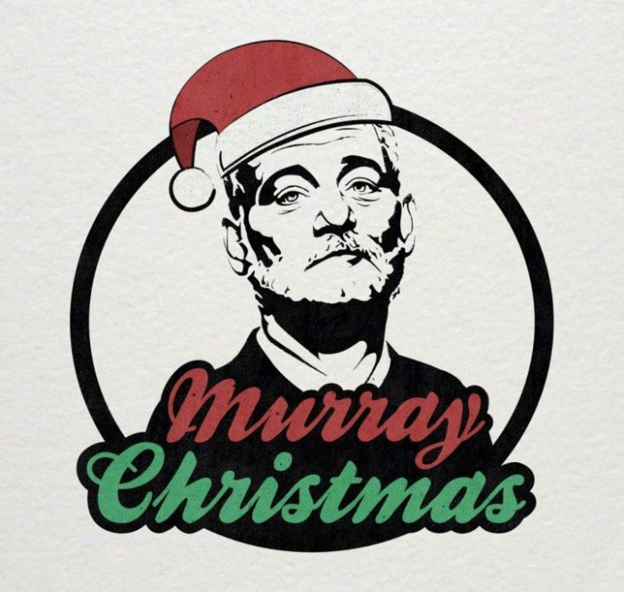 tumblr lwbl4px8IG1qchoslo1 1280 700x665 Murray Christmas funny Christmas Bill Murray