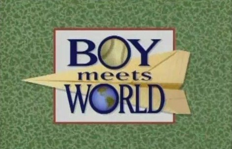 Boy Meets World season 1 intertitle Boy Meets World World topanga meets cory boy meets world boy 90s