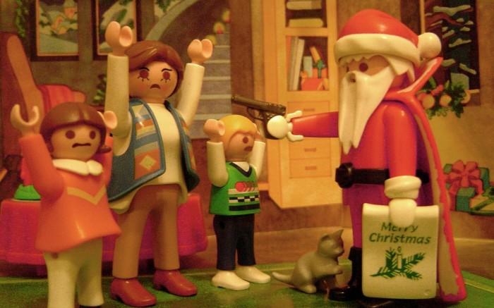 christmas 2 700x437 christmas Toys Santa gun Christmas