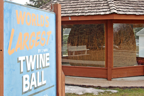 twineball biggest twineball worlds largest worlds biggest twine biggest ball