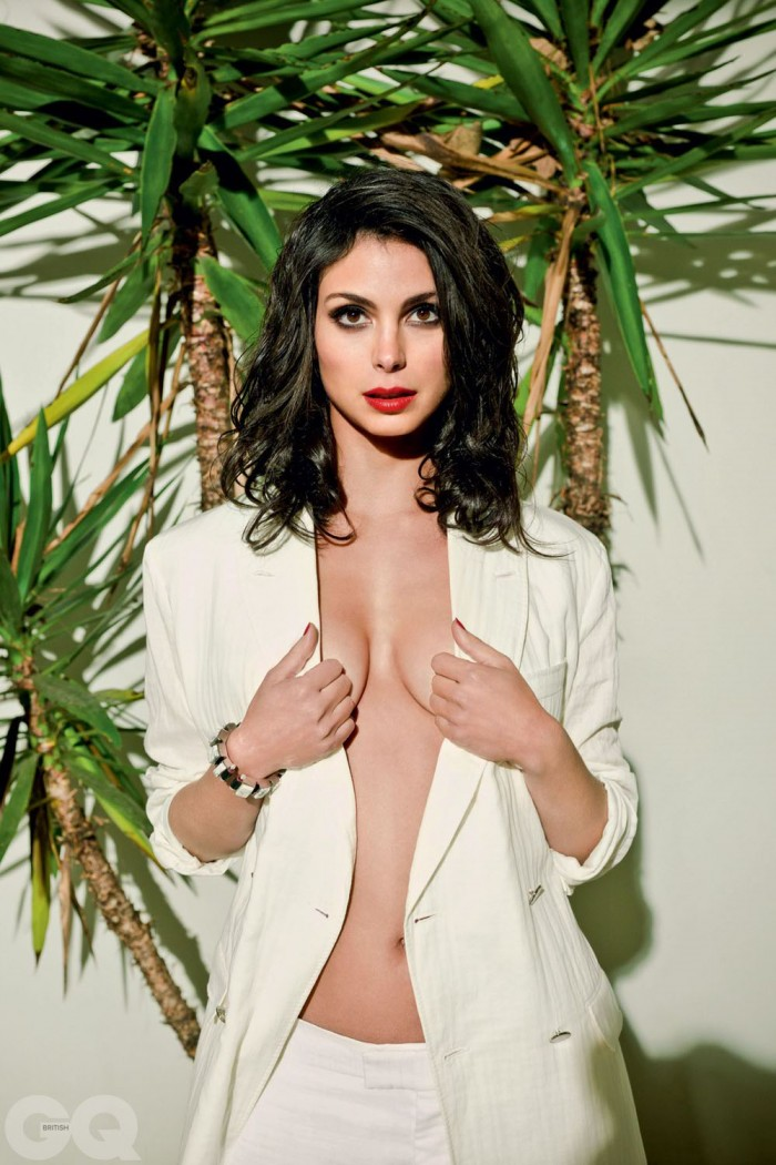 morena baccarin 2 700x1050 Morena Baccarin Sizzles Sexy not exactly safe for work nom Morena hot Baccarin