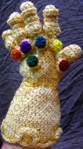 Infinity knit | MyConfinedSpace