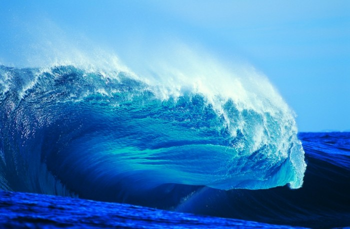 301 700x459 Blue wave water surf Photography ocean