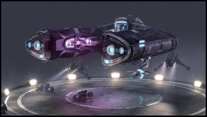 halo wars spirit dropship 700x397 Spirit ship halo Gaming