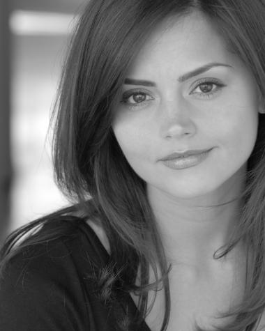 jenna louise coleman bw 0 Jenna Louise Coleman women Television Sexy scifi dr who companion Celebrities actress