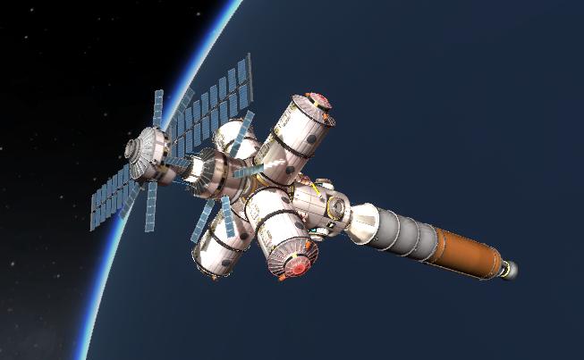 kerbal1 Spaceships 11 techology starships star wars star trek spaceships scifi interesting fighters