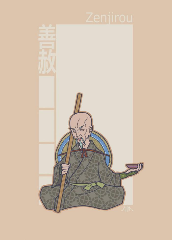 Jidaigeki-X-Men-Prof-X.jpg (75 KB)