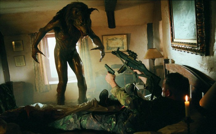 Good morning sunshine 700x437 Dog Soldiers Werewolf Movies horror