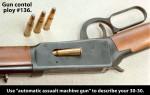 s ploy 150x95 Pew Pew guns gun control gun freedom 1984