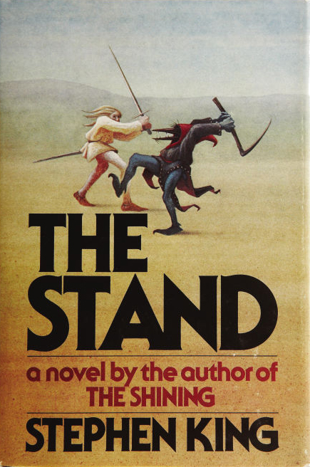 stand stephen king Stephen King stephen king covers Books