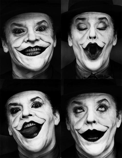 e2ac377369c10509d6297e9d4cb940b1 Joker Jack Nicholson creepy batman