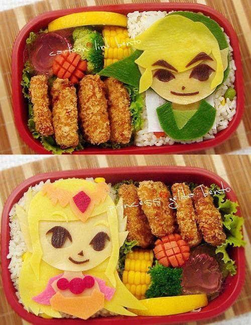 e230632d481ba0be62c9469062e26dbf Zelda Bento Legend of Zelda Food