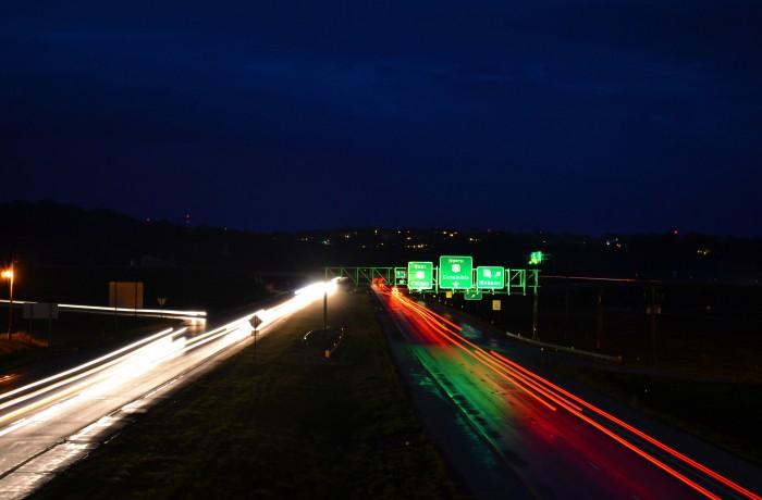 AudreyJones Color2 700x460 My Own 4 Photography night lights highway church bridge