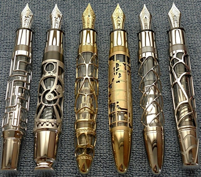 fountainpens Awesome Pen(i)s fountain pens design cool