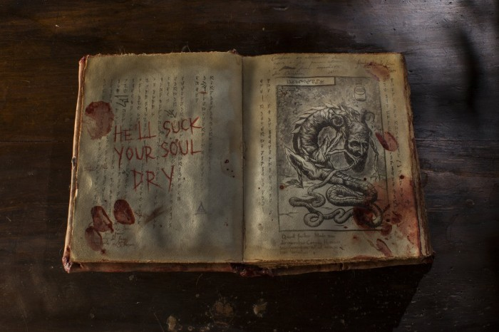 Book of the Dead 700x466 Evil Dead Remake Movies horror