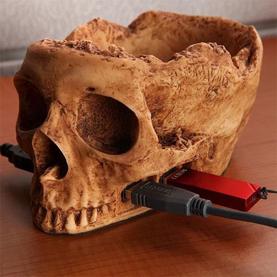 Skull Bytes