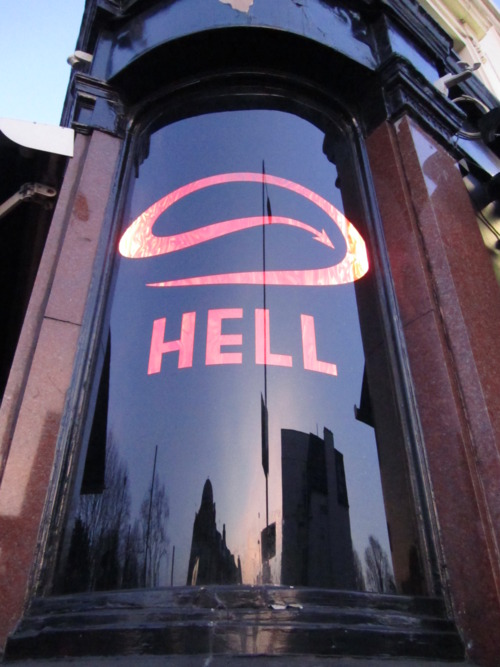 hell portal Pizza from Hell Food