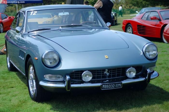 reg 1967 Ferrari 330 GT 2+2 700x464 1967 mercedes Maserati Lamboghini interesting Ferrari Cars car BMW awesome automobile 1967