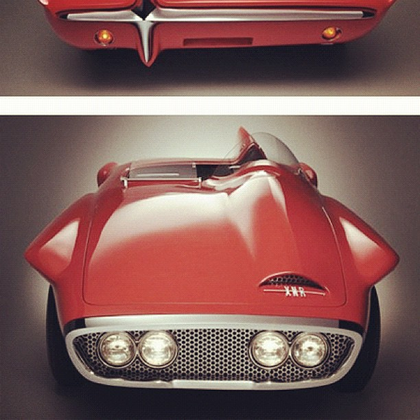 concept Plymouth XNR Concept things prototype one off interesting concept cars concept Cars car awesome automobile