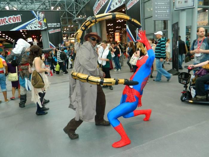 1235068 10153341298945603 1668187440 n 700x525 NYCC 2013..More Pics spidey spiderman geeks cosplay Comics