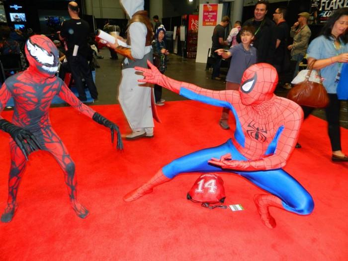 1378309 10153341304265603 160254808 n 700x525 NYCC 2013..More Pics spidey spiderman geeks cosplay Comics