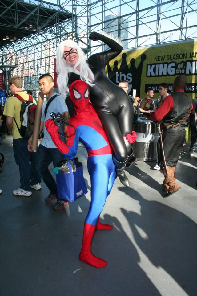 1379629 10100953014682732 392917805 n NYCC 2013..More Pics spidey spiderman geeks cosplay Comics