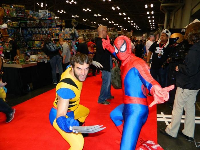 1381301 10153341281320603 353705760 n 700x525 NYCC 2013..More Pics spidey spiderman geeks cosplay Comics