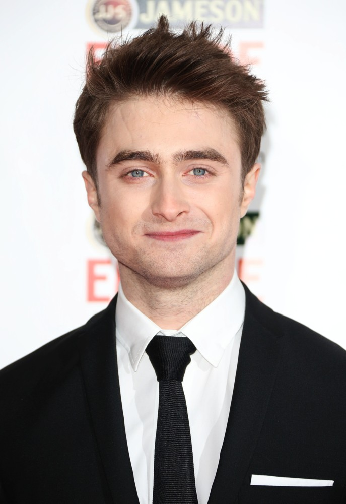 daniel radcliffe jameson empire film awards 2013 02 The Men of the Harry Potter Movies movie harry potter actor