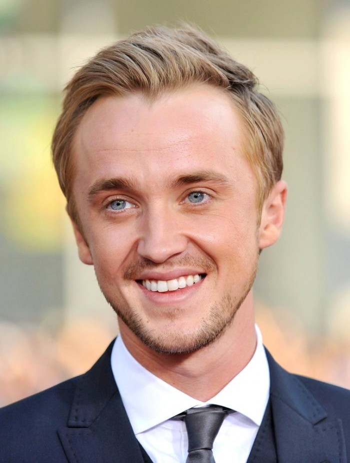 tom felton premiere rise of the planet of the apes 04 700x925 The Men of the Harry Potter Movies movie harry potter actor