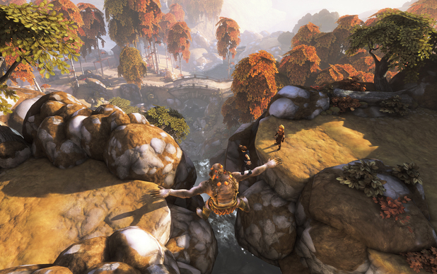 Brothers A Tale of Two Sons 3 Brothers   A Tale of Two Sons Gaming Game Of The Year 2013 brothers