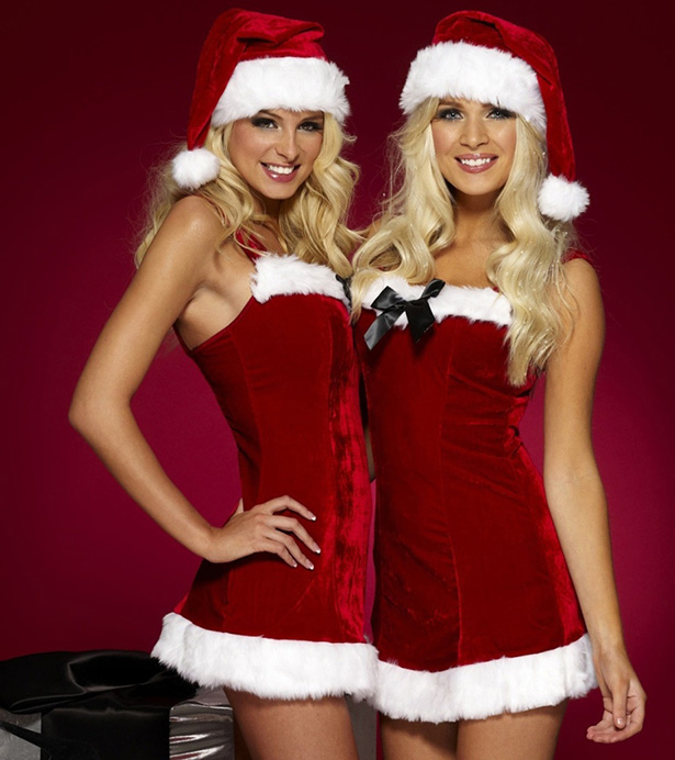 sexy christmas 023 12132013 Happy Holidays X Mas wtf women Sexy not exactly safe for work happy holidays girls awesome
