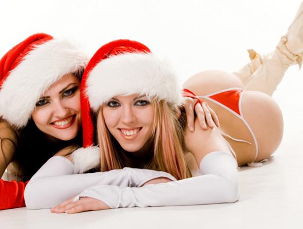 sexy christmas 048 12132013 Happy Holidays X Mas women Sexy not exactly safe for work NeSFW HOHOHO happy holidays girls