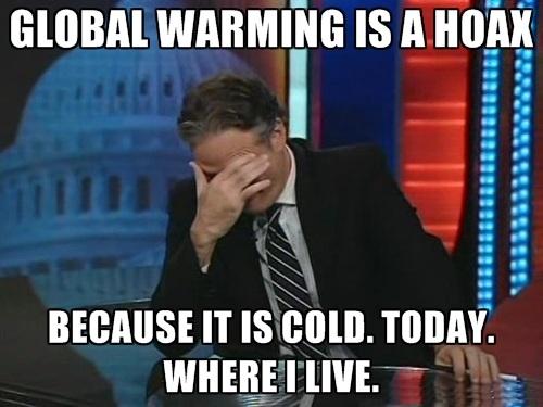 1230 Global warming is a myth Science! global warming
