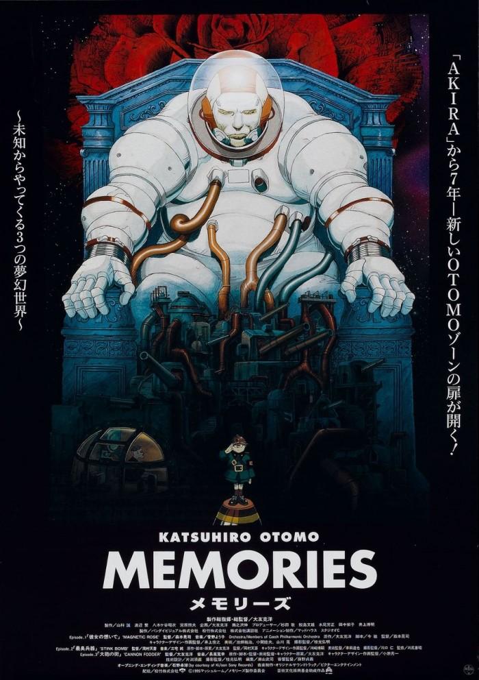 tumblr kzcv0ffiBv1qaz1ado1 1280 700x992 Anime Posters posters Memories Katsuhiro Otomo illustration Art Akira