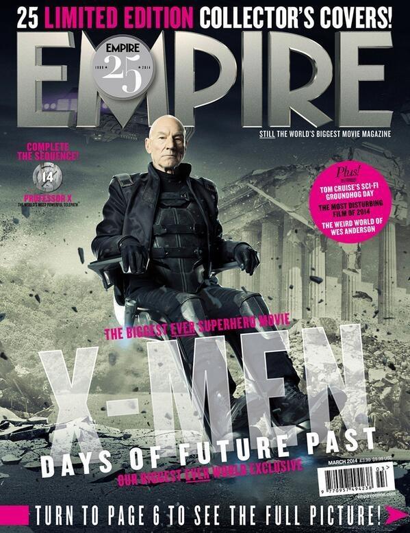 image Future Professor X Xmen