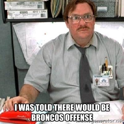1004975 2130124520376121 438034022 n I though the team would show up... Super Bowl 48 NFL Denver Broncos