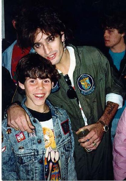 steve o tommy lee Rare photos of