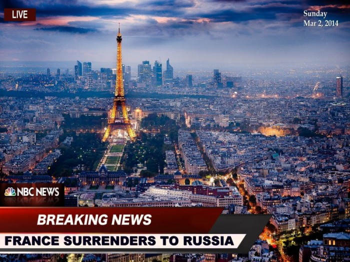 1393781577498 700x525 France surrenders to Russia russia putin is a god putin humour france