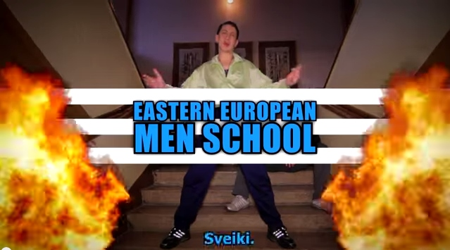 EEMS Eastern European Mens School wet vytautas sexual intercourses russia mint men