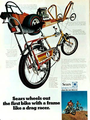 bike 297383 4511403467312 1882409130 n Bike wtf transportation Sting Ray Sears Schwinn interesting Huffy cool bike bicycle awesome advertisement
