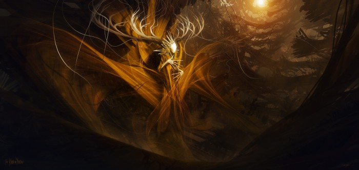 the king in yellow by grivetart d7iuaog 700x332 The King in Yellow needs more McConaughey King chambers carcosa