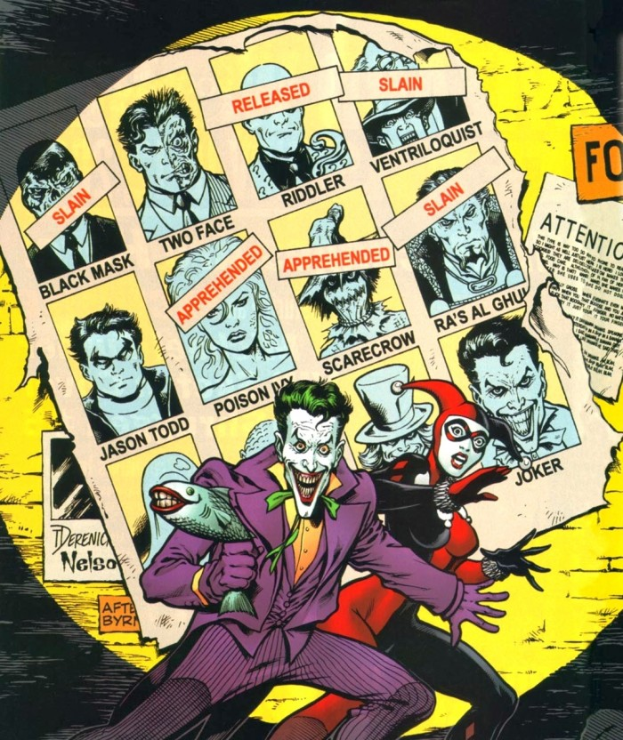 Days Of Future Past Comic