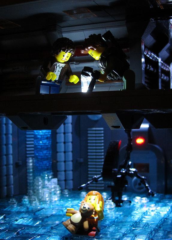 tumblr n7bnbbHfUc1qa6vxno1 1280 Lego Aliens Legos awesome aliens
